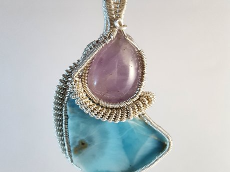 One-on-one Wire Wrapping Lesson