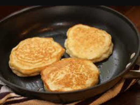 Uncle Ray's Sunday Morning Pancakes