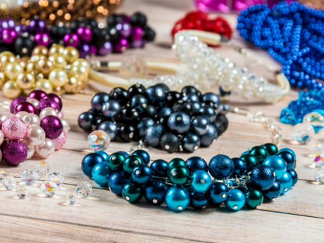 Pearl and bead restring