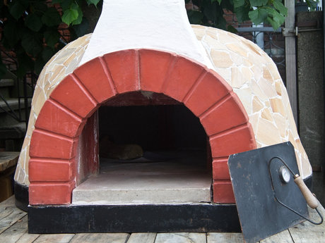 Outdoor Pizza Oven Consultation