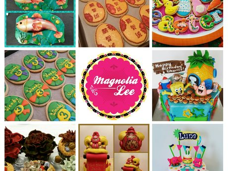 Special Event  Cakes & Cookies