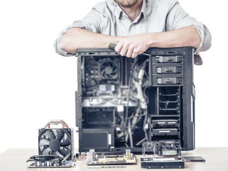 Computer, phone, networking repair