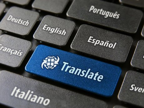 Translation services (EN <-> FR)
