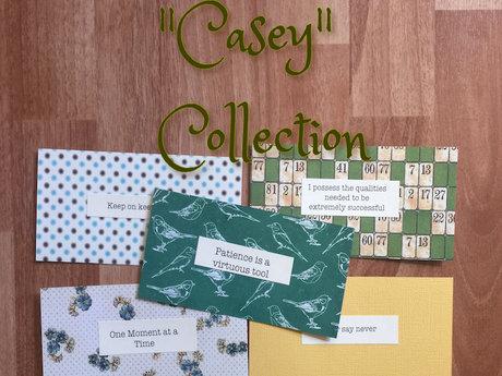 """Casey"" Affirmation Cards"