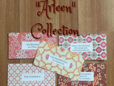 """""""Arleen"""" Affirmation Cards"""