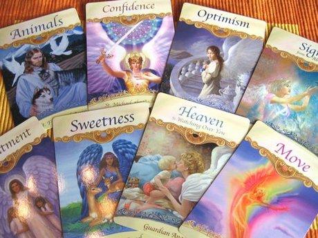 Archangel card reading