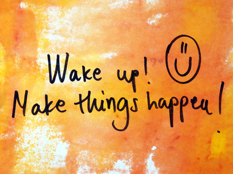 Motivational WAKE UP CALL