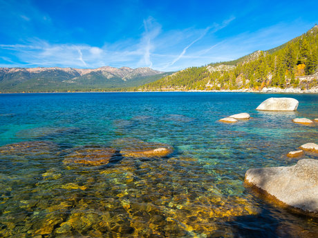 North Lake Tahoe Tour