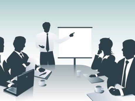 Presentation board feedback/design