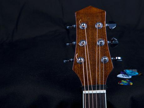 String instrument tuning help