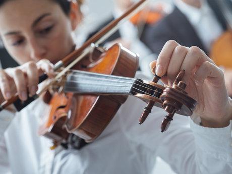Help choosing/finding violin music