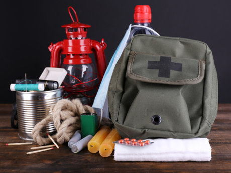 Compose your survival/bug out bag