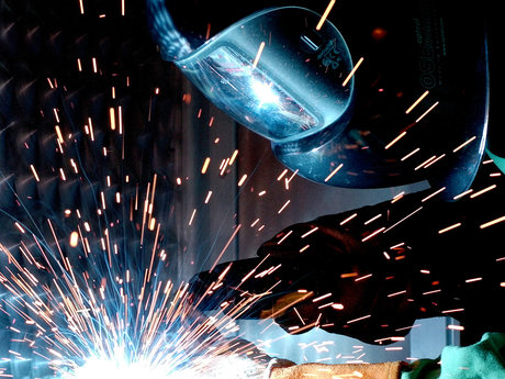 Custom metal work - weld/machining