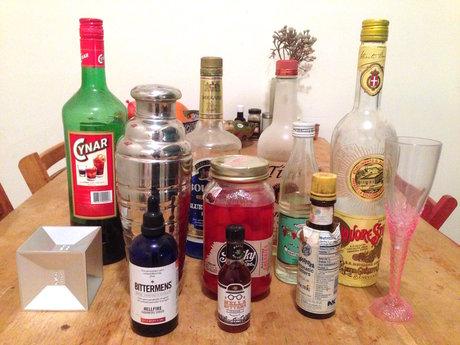 Design a Customized Cocktail