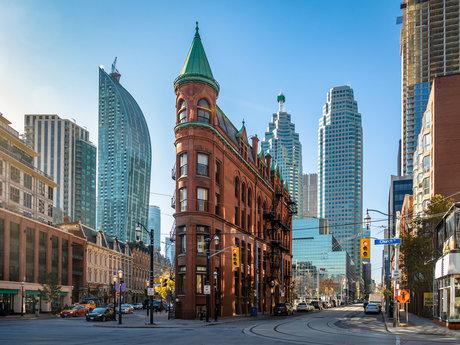 Toronto recommendations 🚶