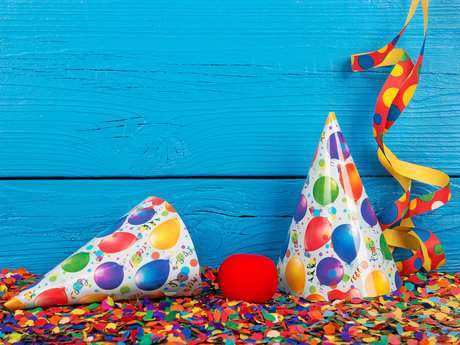 Party planning for children's party