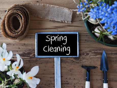 Spring Cleaning Motivation & help
