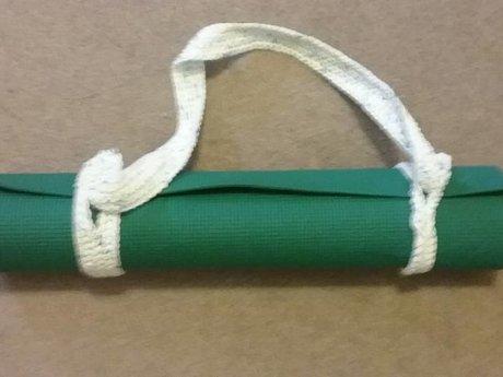 Crochet 101: Yoga Strap