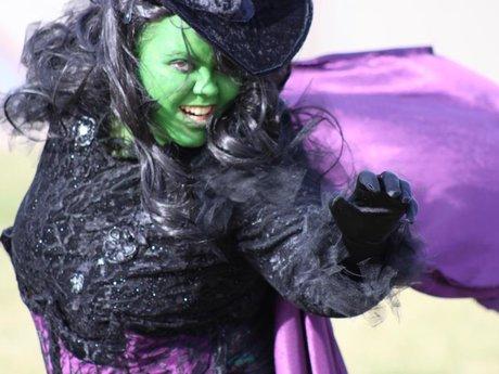 Convention Masquerade Help