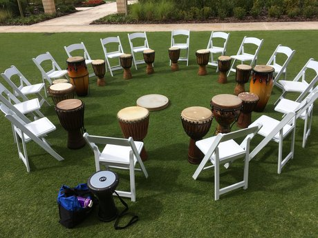 Drum and Percussion, In home tech