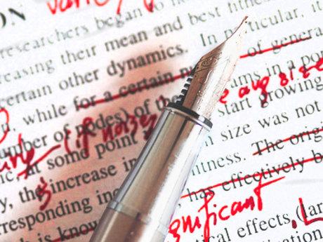 Professional Editing (English)