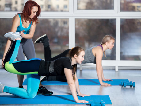 Pilates, Barre, & Yoga lessons