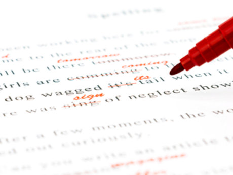 Essay Proofreading and Editing