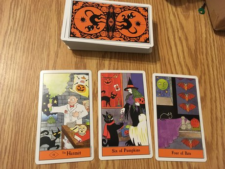 Tarot readings
