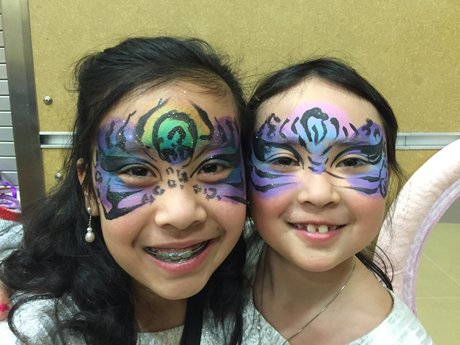 Face painting at your event!