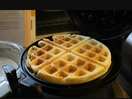 Tried & True Belgian Waffles Recipe