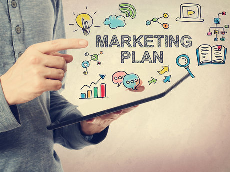 Marketing strategy consultation