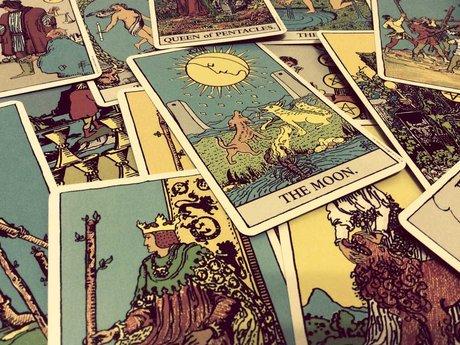 Crass Tarot Readings (Online/IRL)