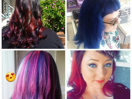 Cuts and color!