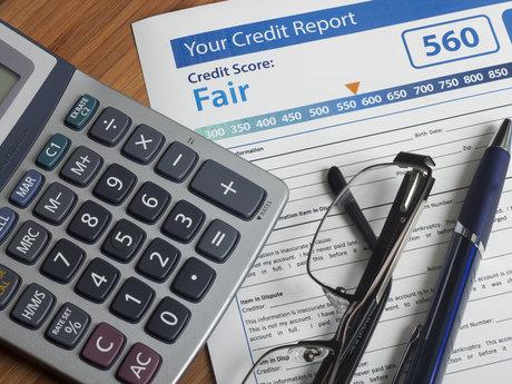 Credit score help