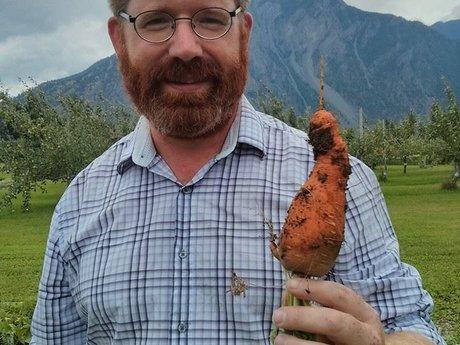 "30-Minute ""Growing Veggies"" Consult"