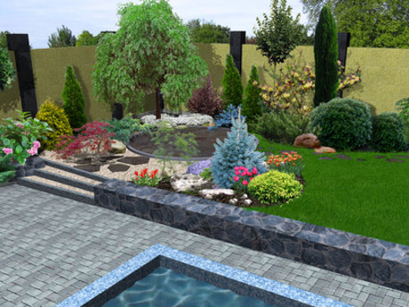 Landscape Design/Consult/or install