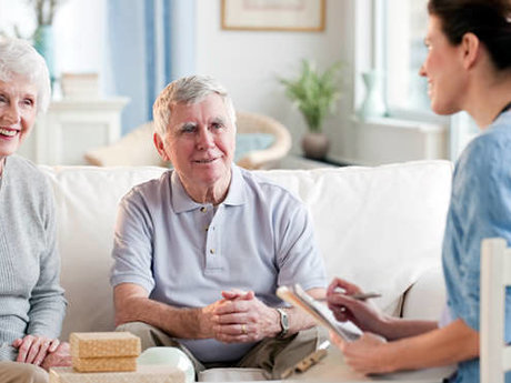 Activity planning for Senior Adults