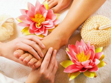 60 minute Reflexology session
