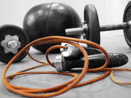 1 hour personal training session