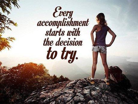 Motivational Challenge