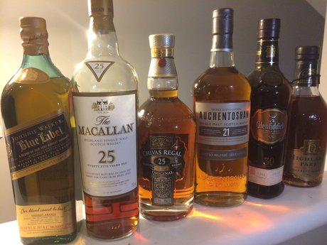 Scotch Whisky recommendations