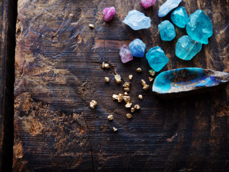 Let's talk Crystals and Gems