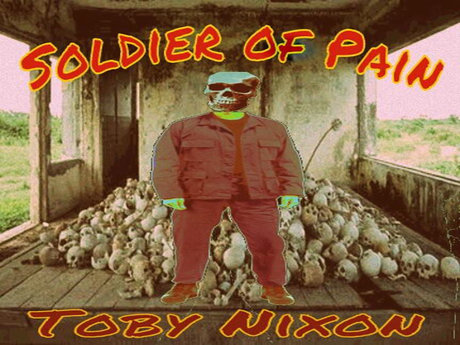 Soldier of Pain Novel (E-book)
