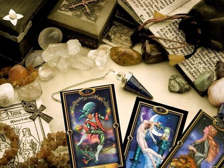 -Tarot Session 30 minutes
