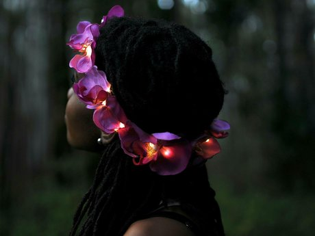 LED Flower Crown Tutorial