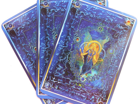 Intuitive Angel Reading - 3 cards