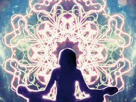 Send healing energy