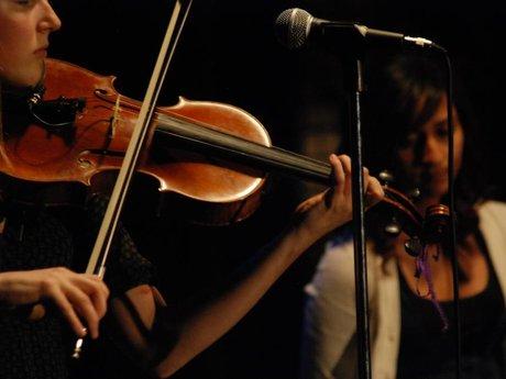 45-min violin or viola lesson