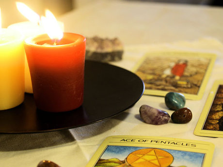 Tarot/Lenormand Reading
