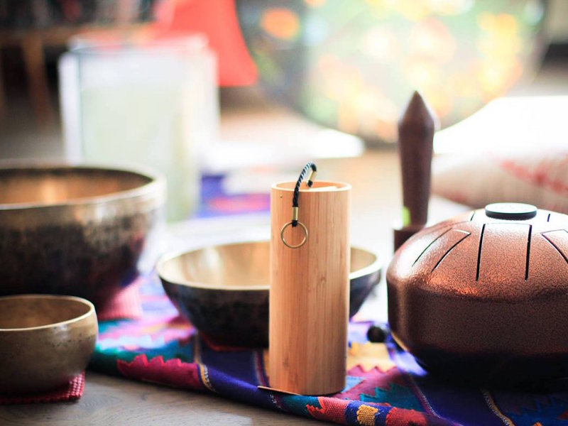 I am offering private sound healing sessions in Berkeley.